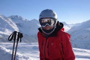 Ski Mädchen Zahnarzt Roger Barz Halle