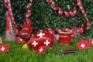 Souvenir Zahnschmerzen Schweiz Zahnarzt Roger Barz Halle