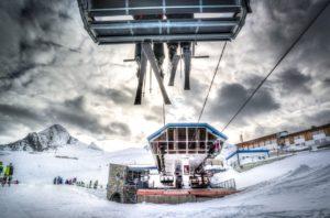 Ski Lift Zahnarzt Roger Barz Halle