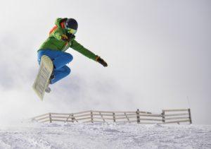 Snowboarder Zahnarzt Roger Barz Halle