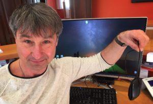neue Rechner Zahnarzt Roger Barz