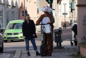 Drehaugenblick Oster Movie Zahnarzt Roger Barz Halle