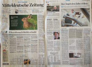 MZ Beitrag Zahnarzt Roger Barz Halle