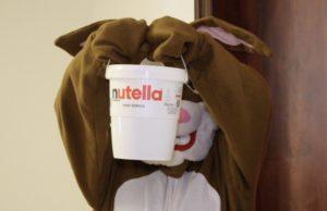 Nutella Osterhase Zahnarzt Roger Barz Halle