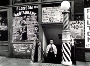 Barber Shop New York Zahnarzt Roger Barz Halle