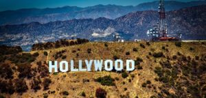 Hollywood Zeichen Zahnarzt Roger Barz Halle