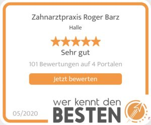 Beste Zahnarztpraxis Zahnarzt Roger Barz Halle